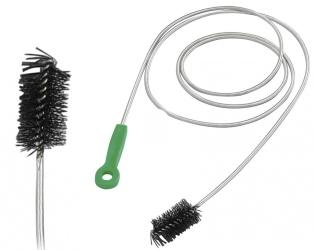 AQUA DELLA Szczoteczka do czyszczenia węży 150cm (214-102381) - Do węży o średnicy 9/12mm, 12/16mm, 16/22mm
