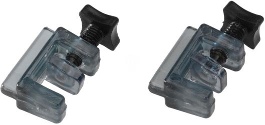 EBI Zaworek Zaciskowy na wąż 6/4mm (2 sztuki) (223-103173) - Zatrzymuje przepływ powietrza przez wąż