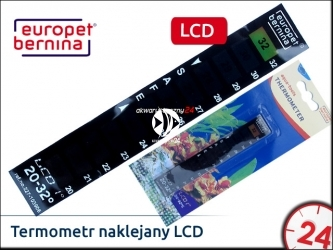 EBI Termometr naklejany LCD (227-103906)