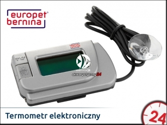 EBI Termometr elektroniczny 0-50ºC (227-416792)
