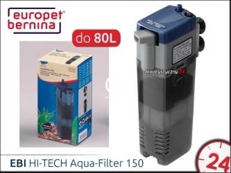EBI HI-TECH Aqua-Filter 150 [261-111154] | Filtr wewnętrzny do akwarium 40-80L