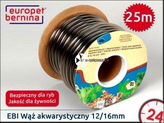 EBI Wąż akwarystyczny 12/16mm / Rolka 25m [221-102916]