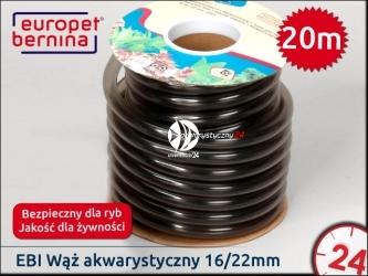 EBI Wąż akwarystyczny 16/22mm / Rolka 20m [221-102930]