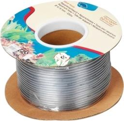 EBI Wąż Akwarystyczny PVC 6/4mm  (1m cięty z rolki) - Wężyk przeznaczony do napowietrzania akwarium oraz wykorzystywany w technice CO2