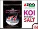 AZOO KOI MINERAL SALT 1kg (AZ28006) - Mieszanka mineralna do przygotowania optymalnych warunków dla karpi Koi