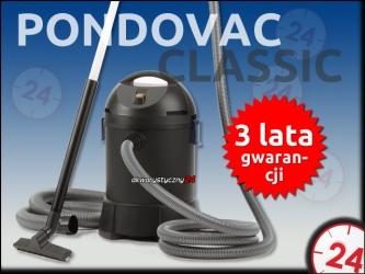 OASE PondoVac Classic | Odkurzacz do stawu 1400W