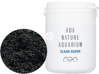 ADA Clear Super 50g (105-021) - Wysoce oczyszczony proszek węgla aktywowanego zmieszany z kilkoma substancjami odżywczymi