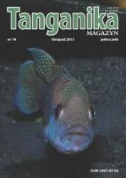 Tanganika Magazyn Magazyn nr.14 - Półrocznik o biotopie Tanganika.