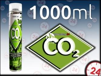 PLANTIS BUTLA CO2 1000ml - Zawiera CO2 niezbędne dla roślin.