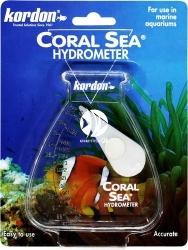 KORDON Coral Sea Hydrometer (63150) - Areometr, wskaźnik poziomu zasolenia