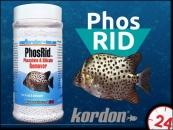 KORDON PHOSRID | Usuwa fosforany i krzemiany z wody morskiej i słodkiej