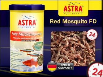 ASTRA-aquaristik Red Mosquito FD - Wysokiej jakości czerwona larwa komara