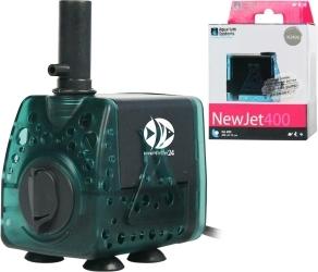 AQUARIUM SYSTEMS NewJet 400 (210531) - Pompa obiegowa do akwarium słodkowodnego, morskiego, terarium.