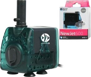 AQUARIUM SYSTEMS NewJet 600 (210532) - Pompa obiegowa do akwarium słodkowodnego, morskiego, terarium.
