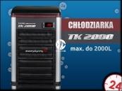 TECO TK 2000 | Chłodziarka z grzałką do akwarium