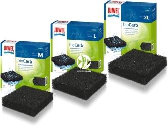 JUWEL BioCarb (88037) - Gąbka węglowa do filtracji chemicznej