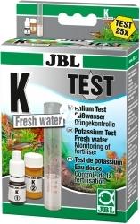 JBL K Test (25411) - Test na poziom potasu (K) w wodzie słodkiej