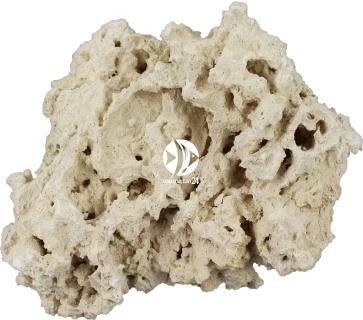 MARCO ROCKS Skała Koralowa 1kg (MRSKR) - Naturalna, sucha skała do akwarium rafowego, morskiego i słodkowodnego.