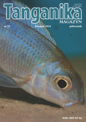 Tanganika Magazyn Magazyn nr.15 - Półrocznik o biotopie Tanganika.