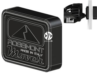 ROSSMONT Uchwyt magnetyczny (25mm) (W30104) - Uchwyt magnetyczny 25mm do pomp Mover MX dla dużych akwariów