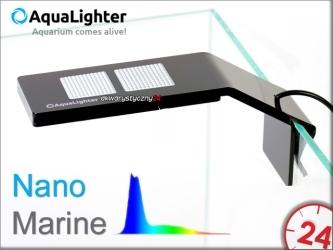 AQUALIGHTER Nano Marine (8228) - Lampka do nano akwarium morskiego do 25L
