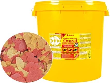 TROPICAL Ovo-Vit - Uzupełniający, wysokoenergetyczny pokarm z dodatkiem żółtek jaj