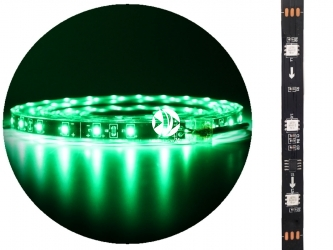 AQUAWILD Moon-Led Zielony (AQMLEDZ1) - Oświetlenie nocne do akwarium + zasilacz