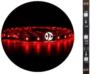 AQUAWILD Moon-Led Czerwony (AQMLEDCZ1) - Oświetlenie nocne do akwarium + zasilacz