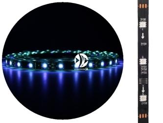 AQUAWILD Moon-Led Fioletowy (AQMLEDF1) - Oświetlenie nocne do akwarium + zasilacz