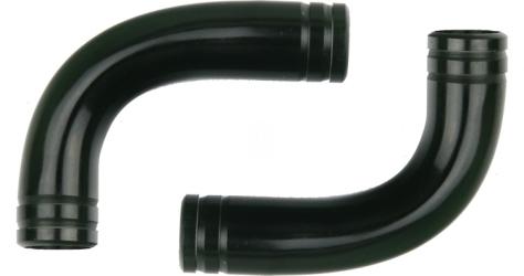 JBL Złączka L na wąż 16/22mm (60834) - Dwie sztuki złączek L na wąż