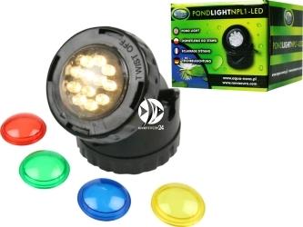 AQUA NOVA NPL1-LED (NPL1-LED) - Oświetlenie LED do oczka wodnego