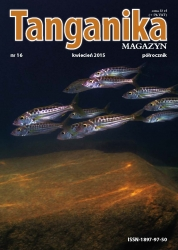 Tanganika Magazyn Magazyn nr.16 - Półrocznik o biotopie Tanganika.