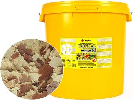 TROPICAL Tropical - Wysokobiałkowy, podstawowy pokarm płatkowany