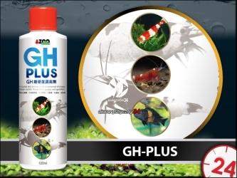 AZOO GH-PLUS (AZ17331) - Podnosi twardość ogólną (GH)