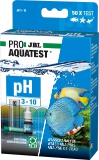 JBL Test pH 3,0-10,0 (24101) - Zastosowanie dla początkującego akwarysty.