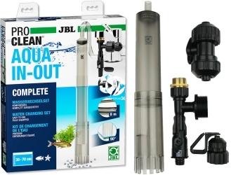 JBL Aqua In-Out (61421) - Zestaw do wygodnej podmiany wody akwariowej.
