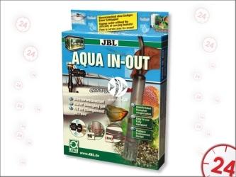 JBL Aqua In Out (61430) - Zestaw do wygodnej podmiany wody akwariowej.