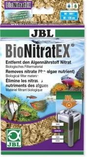 JBL BioNitratEx (62536) - Usuwa NO3 (denitryfikacja) z wody akwariowej.