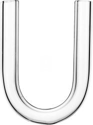 VIV Szklana U-rurka 11mm (202-01) - Do zastosowania nad krawędzią szyby akwarium
