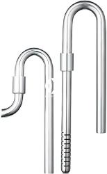 CHIHIROS Metal Jet Pipe SET L (329-71622) - Wlot i wylot metalowy, zestaw.