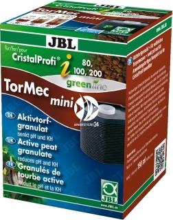 JBL CristalProfi i Tormec Mini (60933) - Wkład z minigranulatem aktywnego torfu do filtrów akwarystycznych JBL i60 i80 i100 i200.