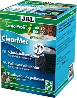 JBL CristalProfi i Clearmec (60932) - Wkład usuwający związki azotowe do filtrów akwarystycznych JBL i60 i80 i100 i200.