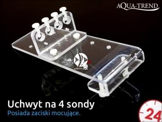 AQUA TREND Uchwyt na 4 sondy akwarystyczne (ATRS0015)