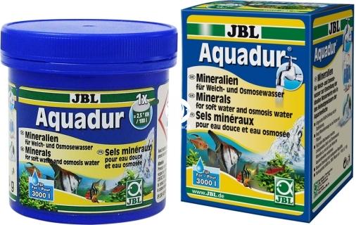 JBL AquaDur PLUS (24902) - Sól do mineralizacji wody akwariowej RO.