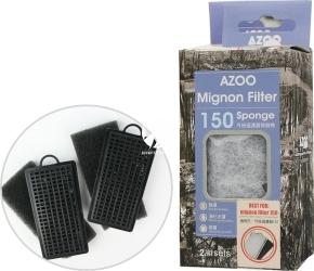 AZOO Mignon Filter Sponge 150 (AZ99253) - Wkłady wymienny do filtra Mignon 150