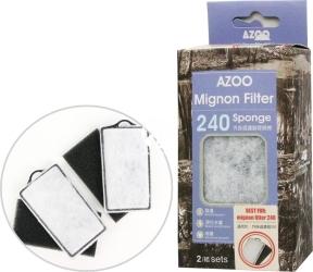 AZOO Mignon Filter Sponge 240 (AZ16056) - Wkłady wymienny do filtra Mignon 240