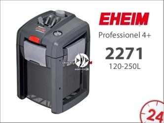 EHEIM PROFESSIONEL 4+ 2271 (2271020) - Filtr zewnętrzny do akwarium 120-250l