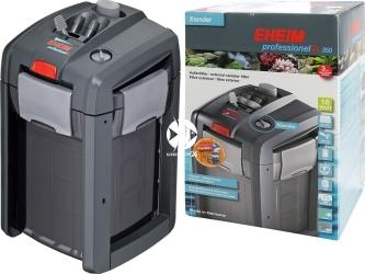 EHEIM Professionel 4+ 350 (2273) (2273020) - Filtr zewnętrzny do akwarium 180-350l