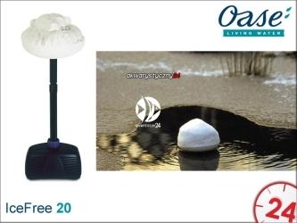 OASE IceFree 20 | Sztuczny przerębel do oczka wodnego