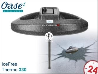 OASE IceFree THERMO 330 | Sztuczny przerębel z grzałką do oczka wodnego